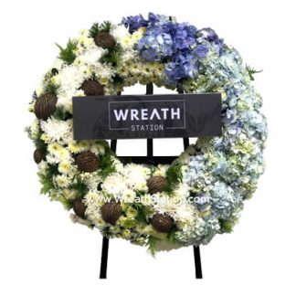 Wreath Station W040